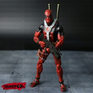 "Marvel Legends Comic Super Hero X Force Deadpool 6"" Action Figure Toy Gift New"