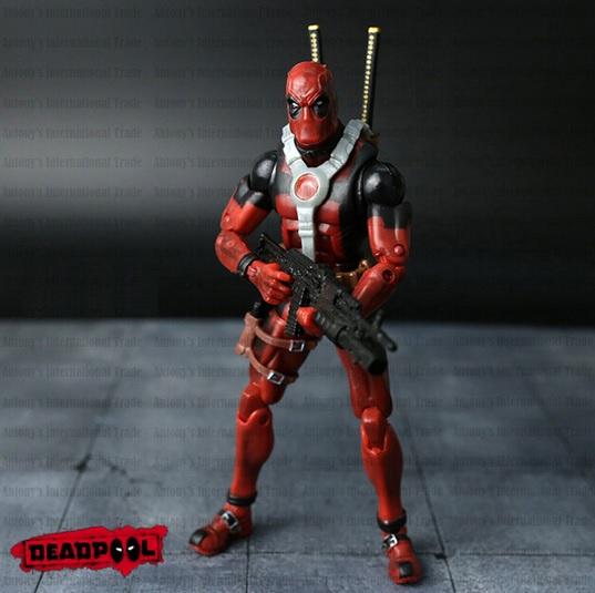Marvel Legends Comic Super Hero X Force Deadpool 6″ Action Figure Toy Gift New