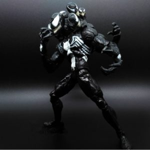 Venom Marvel Action Figure Spider Man Legends New Series Baf Toy Hasbro Diamond