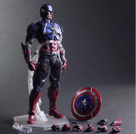 Marvel Legends Captain America Action Figure Avengers Civil War New 2017 Toy