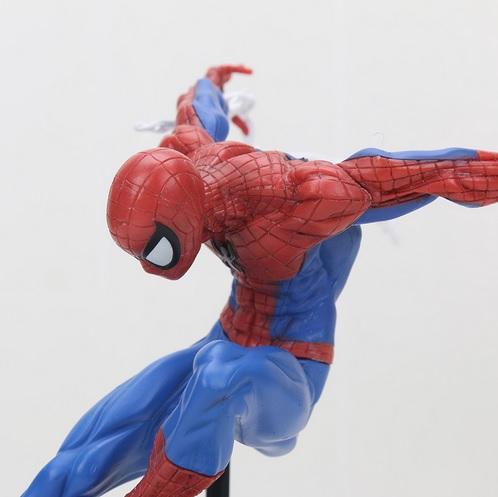 Spider Man Statue Figure Decorative 7 Inches 5