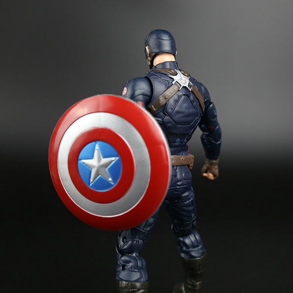Marvel Legends Captain America III Civil War Iron Man Action Figure 16cm NoBox
