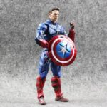 Captain America Civil War Comicon Collectible Action Figure 6 Inches