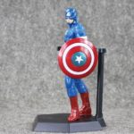 Captain America Action Figure Marvel Statues PVC 8 Inches 2