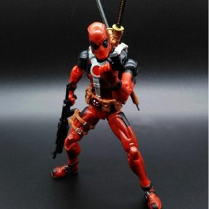 Deadpool Marvel Comics Action Figure 6 inches Classic Collectible Toy 4