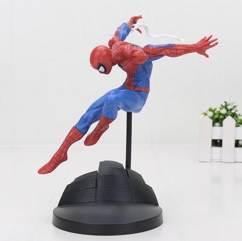 Spider Man Statue Figure Decorative 7 Inches 4