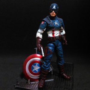 Captain America The First Avenger Action Figure 6 Inches