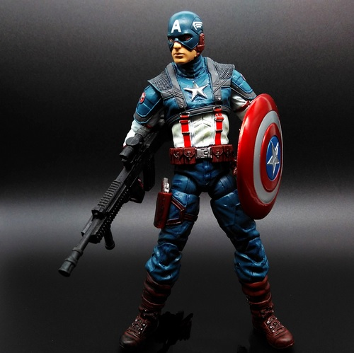 Captain America The First Avenger Action Figure 6 Inches 3