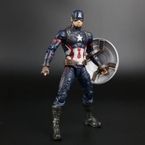 Captain America Winter Soldier Action Figure 6 inches Marvel Legends Collectible 3