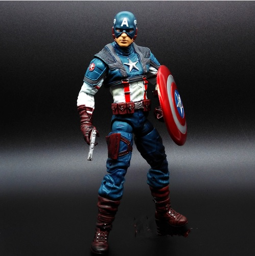 Captain America The First Avenger Action Figure 6 Inches 7