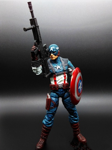 Captain America The First Avenger Action Figure 6 Inches 2