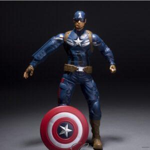 Captain America Titan Figure Winter Soldier Edition 10 Inches 3