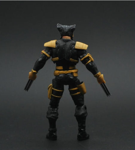 "Wolverine Marvel Origins Action Figure 4"" inches 2"