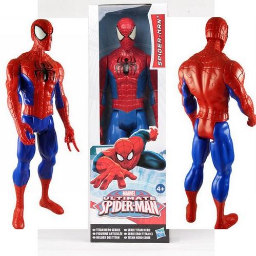 Spider Man Marvel Titan Action Figure 12 Inches