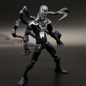 Superior Venom Action Figure 6 Inches Classic Edition Marvel Legends Spider Man