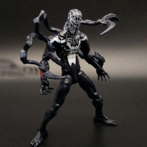 Superior Venom Action Figure 6 Inches Classic Edition Marvel Legends Spider Man