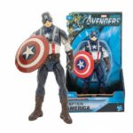 Captain America Concept Series Action Figure 6 Inches