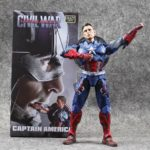 Captain America Civil War Comicon Collectible Action Figure 6 Inches 2