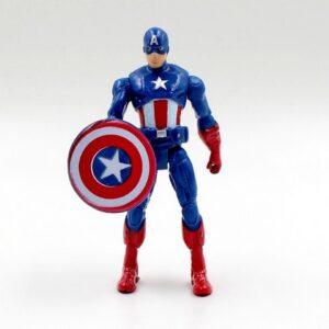 Captain America Marvel Figurine 4 Inches