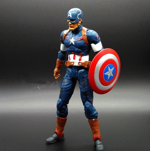 Captain America Civil War First Limited Edition 9 Inches 2