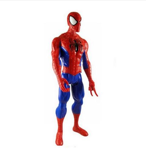 Spider Man Marvel Titan Action Figure 12 Inches 2