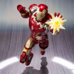 Iron Man Action Figure Marvel Avengers Age Of Ultron 6 Inches 2