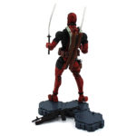 Deadpool Action Figure Marvel Comics Collectible 6 Inches 2