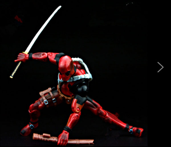 Deadpool Action Figure Movie Limited Edition Legends Series 6 Inches 1