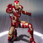 Iron Man Action Figure Marvel Avengers Age Of Ultron 6 Inches 3