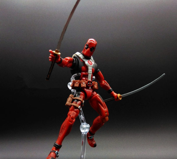 Deadpool Action Figure Movie Limited Edition Legends Series 6 Inches