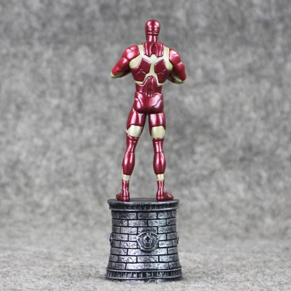 6″ 14cm Anime Iron Man Action Figures PVC Model Toys Dolls Great Gifts New In Box For Boys Girls 2