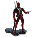 Deadpool Action Figure Marvel Comics Collectible 6 Inches