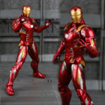 Iron Man Marvel Action Figure Legends Series Collectible 7 Inches