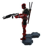 Deadpool Action Figure Marvel Comics Collectible 6 Inches 3