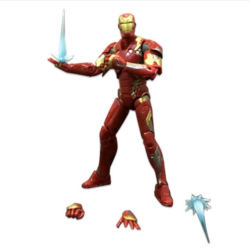 Iron Man Action Figure Homecoming Collectible 6 Inches 15 cm 5