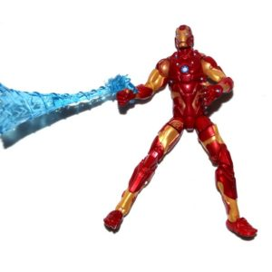 Iron Man Action Figure 4 Inches Classic Marvel Collectible Limited Edition 2
