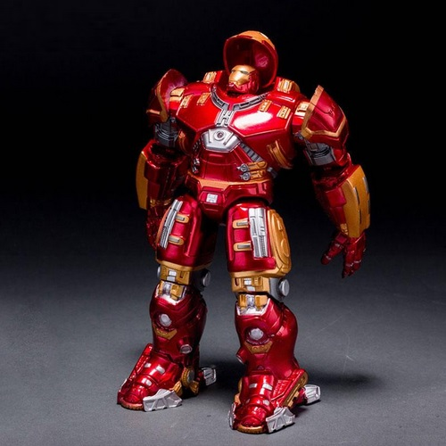 Hulkbuster Action Figure Iron Man Avengers 7 Inches