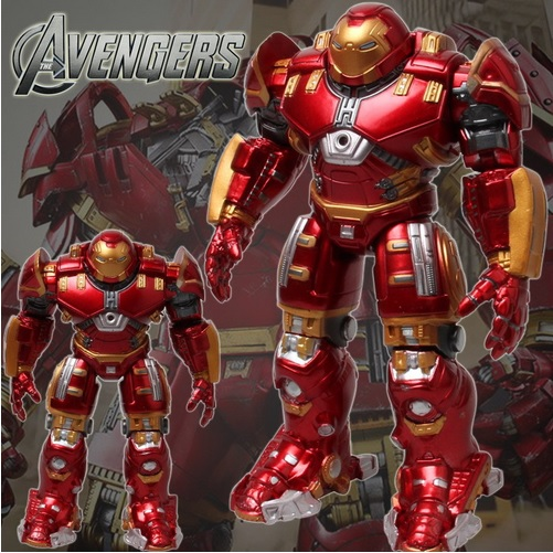 Hulkbuster Action Figure Iron Man Marvel Legends 7 Inches 4