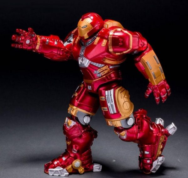 Hulkbuster Action Figure Iron Man Avengers 7 Inches 3