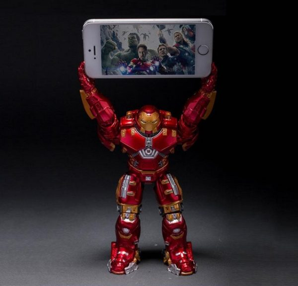 Hulkbuster Action Figure Iron Man Avengers 7 Inches 6