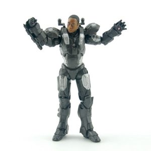 War Machine James Rhodes Action Figure 4 Inches