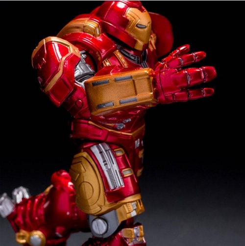Hulkbuster Action Figure Iron Man Avengers 7 Inches 4