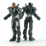 War Machine James Rhodes Action Figure 4 Inches 3