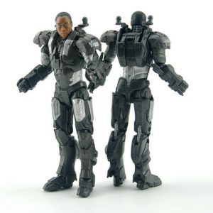 War Machine James Rhodes Action Figure 4 Inches 3