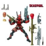 Deadpool Action Figure Chimichanga Marvel Legends X Men Juggernaut Series 6 Inches 4
