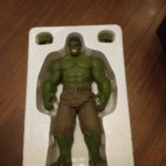 Hot Avengers Incredible Hulk Iron Man Hulk Buster Age Of Ultron Hulkbuster 42CM PVC Toys Action Figure Hulk Smash 3