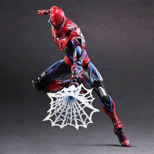Spider Man Action Figure Comics Series Art's 10 Inches 3
