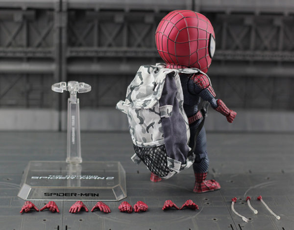 Amazing Spider Man Eattack Figure Official 7 Inches 6