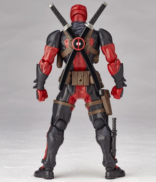 Deadpool Action Figure Marvel Legends Series Collectible 6 Inches 7