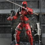Deadpool Action Figure Select Series Marvel Collector 7 Inch3